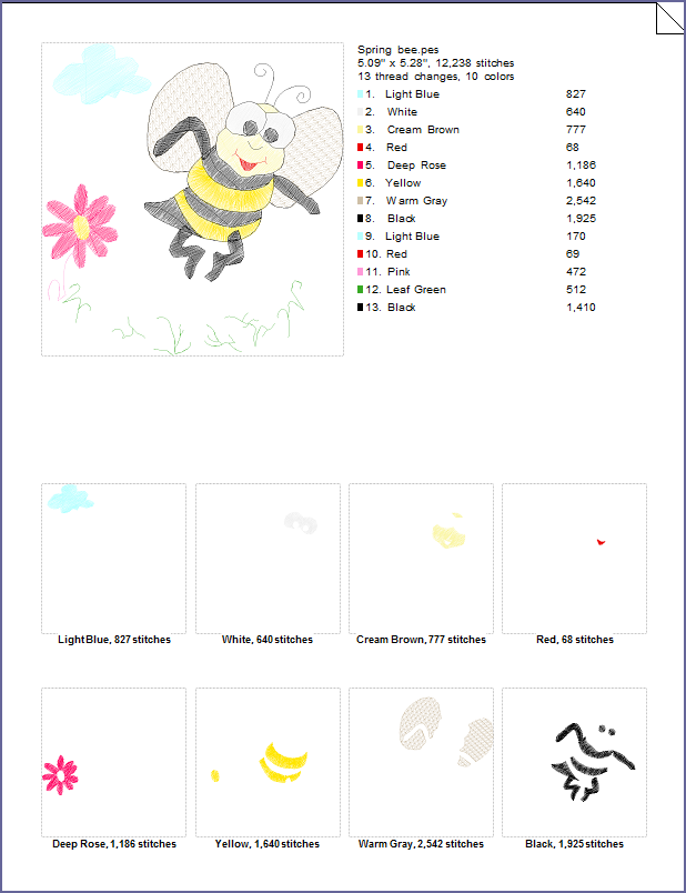 Buzz Tools – Frame of Reference Worksheet