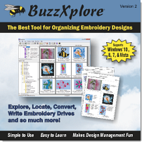 Buzz Tools | Embroidery Software Solutions