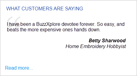 BuzzXplore Endorsement