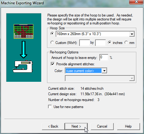 Buzz Tools | PatternMaker for Machine Embroidery
