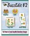 BuzzEdit Embroidery Software